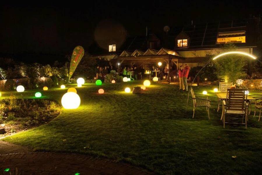 Gartenbeleuchtung von Maehler