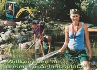 Ausbildungsplatz Garten- und Landschaftsbau