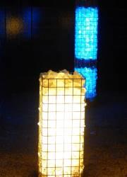 Gabionenlicht
