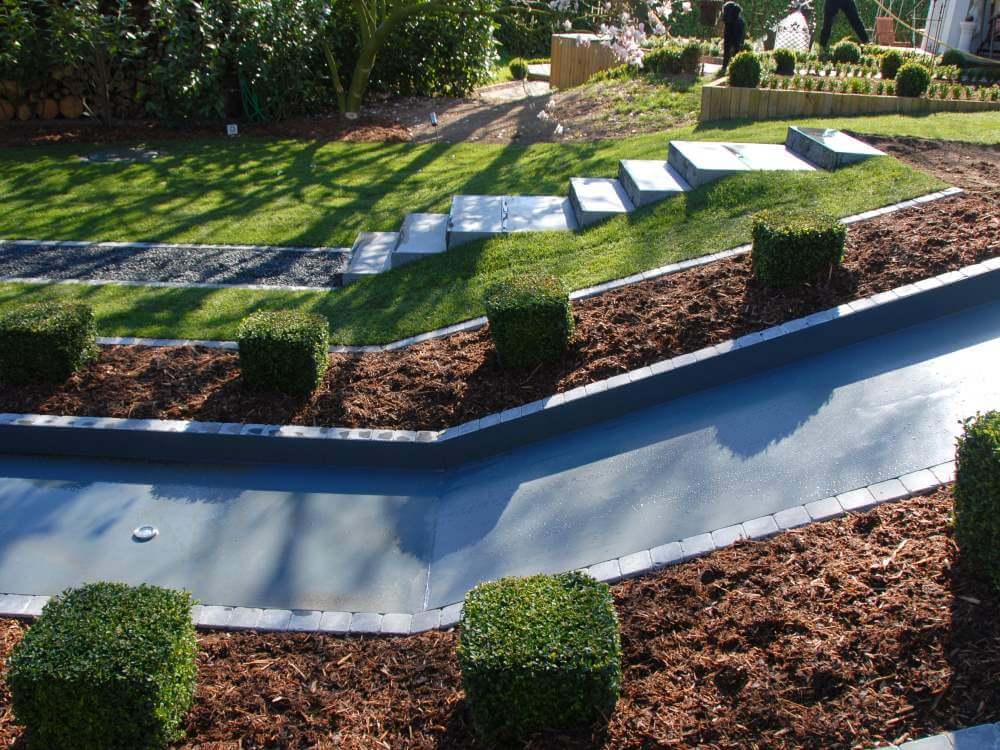 geometrischer Garten Kleve