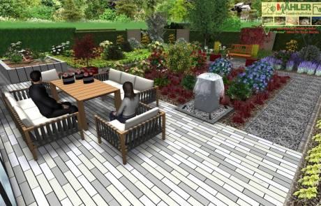 3D Garten Kleve