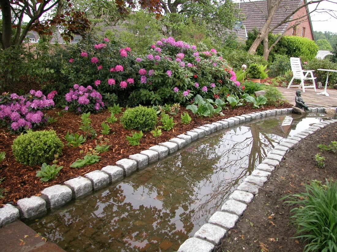 Awesome Wasserlauf Im Garten Ideas - Home Design Ideas - motormania.us