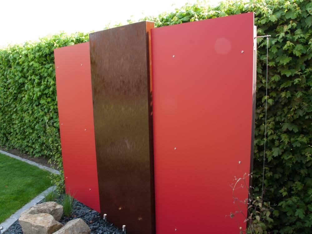 kunst aus stahl | traumgarten.nrw | stahlkunst, Garten und bauen