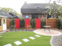 Farbgestaltung im Garten