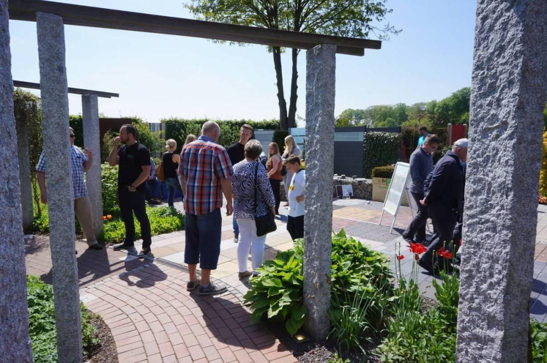 galabau mhler offener garten 2015 - Offener Vorgarten