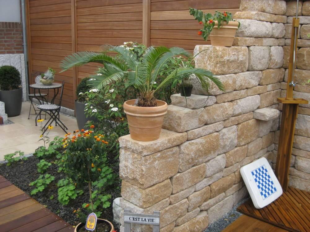 Garten Mediterraner Stil Galabau M Hler Garten Mediterran