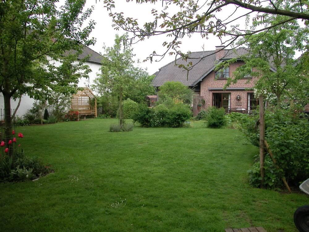 Gartenumgestaltung Kleve