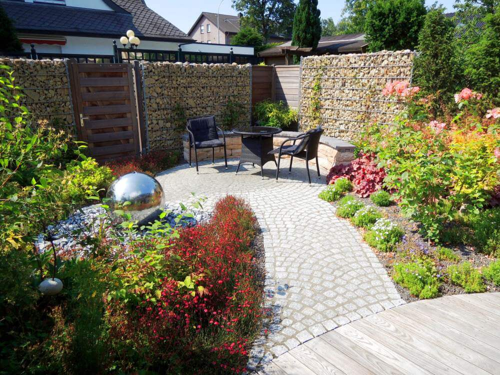 Kleiner Garten Gestalten : Kleiner garten gestalten alitopten