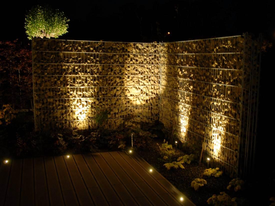 led strahler garten galabau m hler gartenbeleuchtung. Black Bedroom Furniture Sets. Home Design Ideas