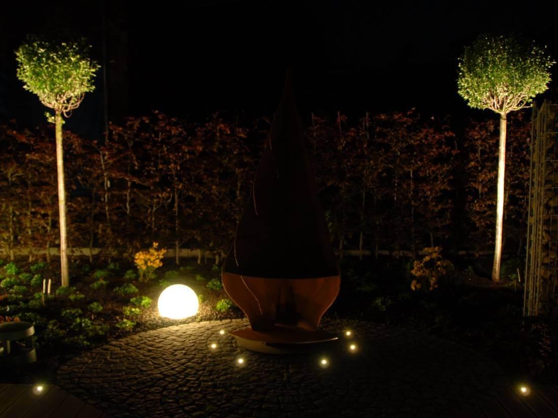 Gut bekannt LED Strahler Garten | Galabau Mähler | Gartenbeleuchtung SQ81