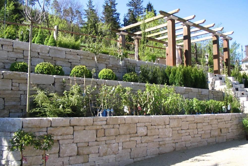 Mauer Garten