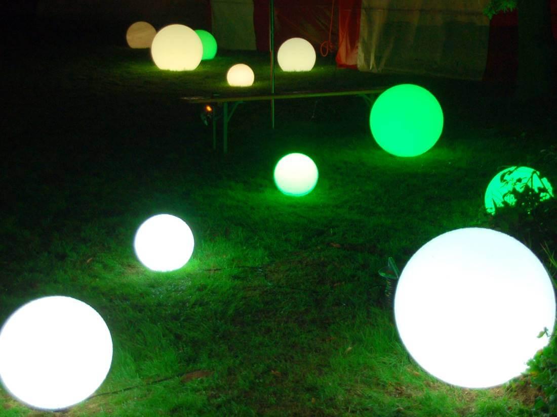 Moonlight Lichtkugel Kleve