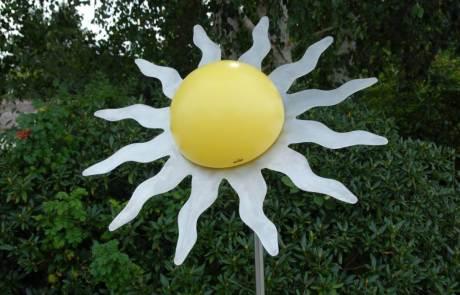 Moonlight Sonne Edelstahl