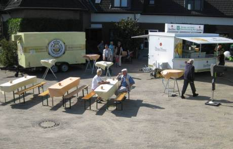 Schaugarten Kleve Eröffnung