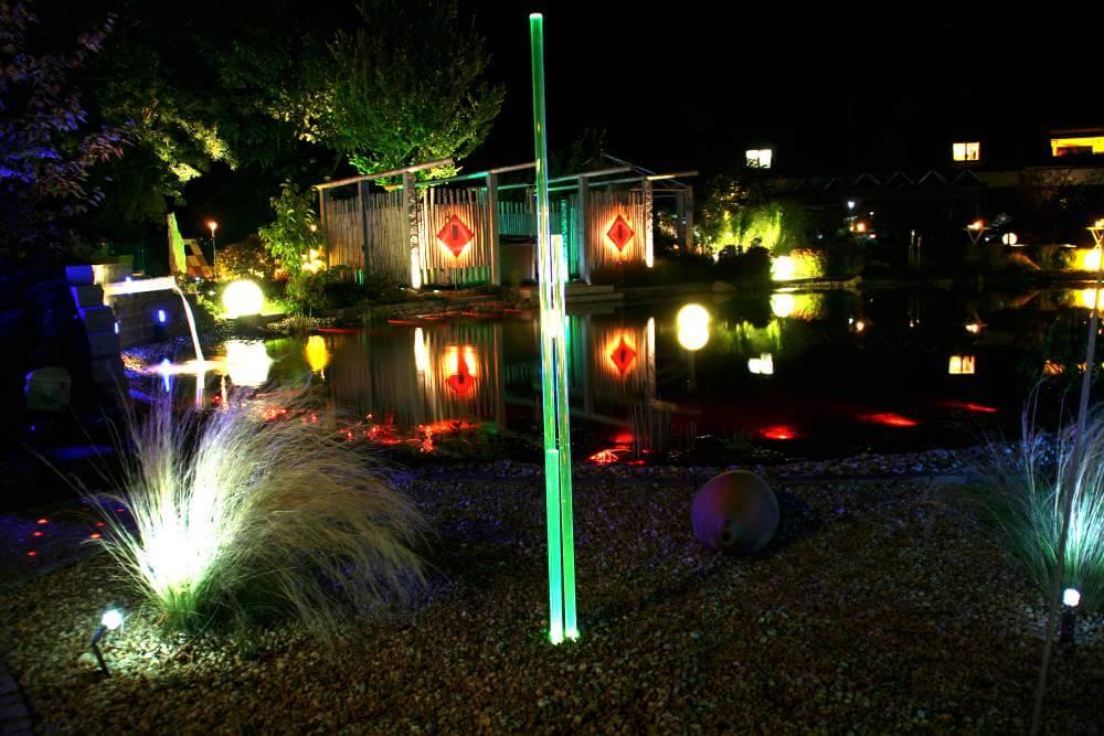 Schaugarten Nacht des Lichtes