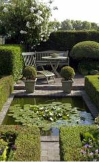 Themengarten Garten der Formen