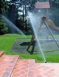 Bewässerunganlage Garten