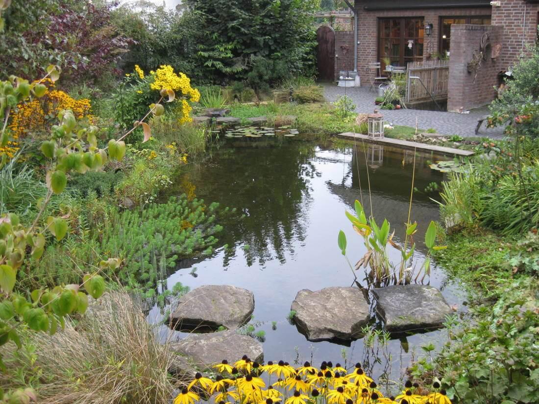naturnaher garten | galabau mähler | naturgarten, Garten und erstellen