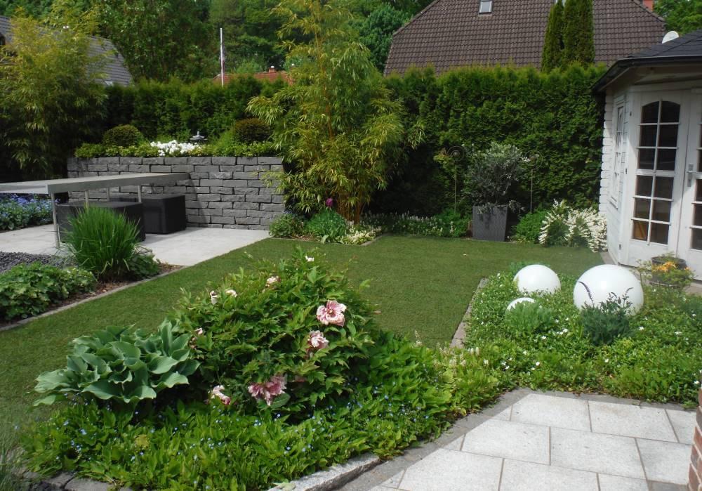 kleinen Garten anlegen