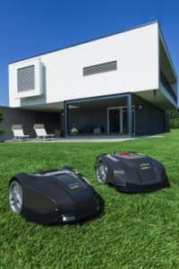 Rasen Roboter Kleve
