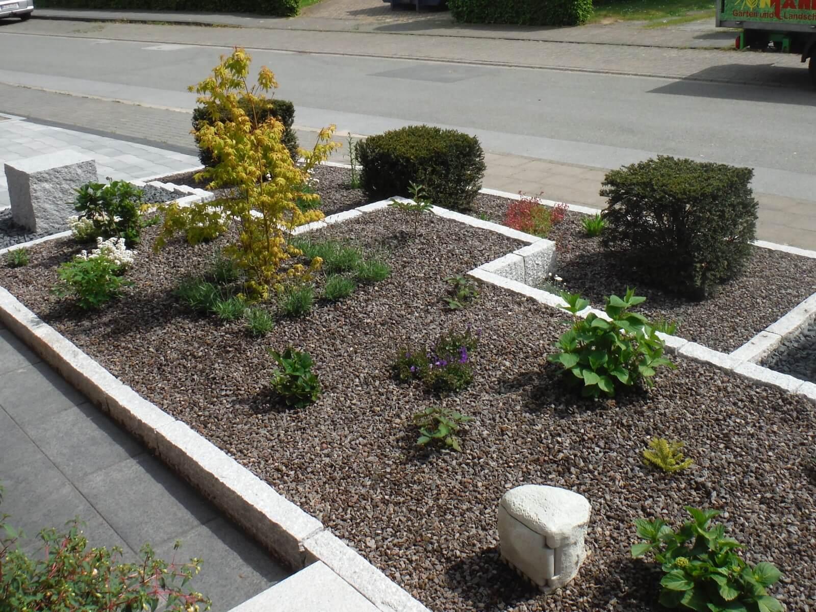Vorgarten Modern Pflegeleicht Ideen