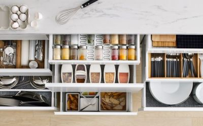 Organización de una cocina