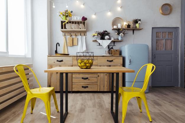 Cocinas retro… ¡Pero de la mano con la modernidad!
