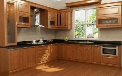 ¿Quieres una cocina en madera pura? Conoce sus diferentes tipos