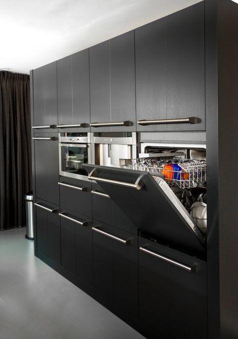 Lavavajillas, un toque especial para tu cocina de diseño