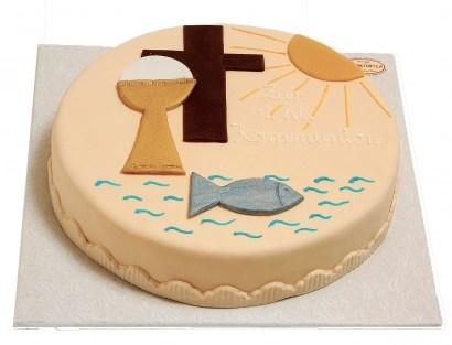 Tauftorte online bestellen und schicken lassen  TraumTortende