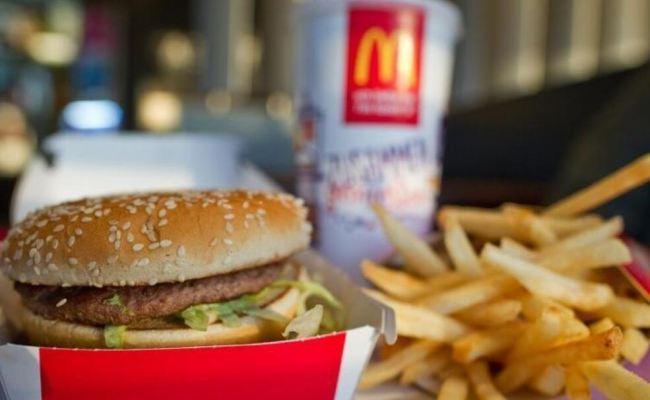 Big Mac Ein Euro Bitte Mcdonalds Oster Countdown Macht S