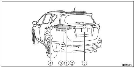 Bmw E39 Tail Light Wiring Diagram. Bmw. Wiring Diagram Full HD