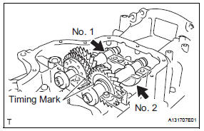 Toyota 2az Fe Engine Mechanical Manuals