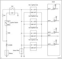 Toyota Ignition Igniter Wiring Diagram Toyota ECM Wiring ...