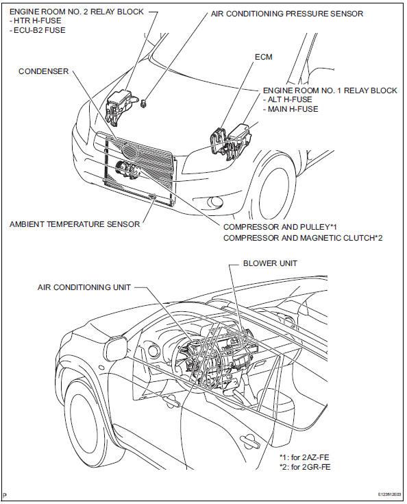 2006 Toyota Rav 4 Engine Diagram / 2006 Toyota Rav4