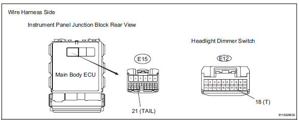 Toyota Rav4 Tail Light Wire Diagram : 35 Wiring Diagram