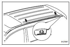 Roof Moulding & Roof Moulding/Roof Rail Sc 1 St BMW M