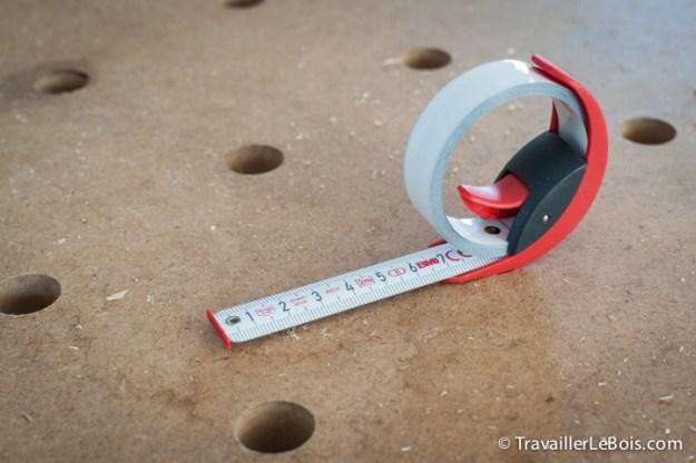 Mètre ruban de 2m BMI
