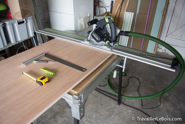 Simple fabriquer un placard with fabriquer sa cuisine en mdf - Fabriquer sa cuisine pas cher ...