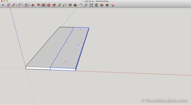 utiliser le logiciel sketchup pour la menuiserie | travailler le bois