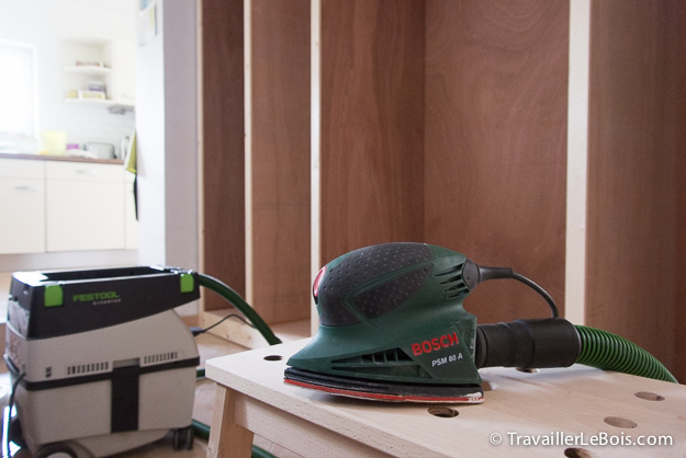 Ponceuse Bosch PSM 80 A