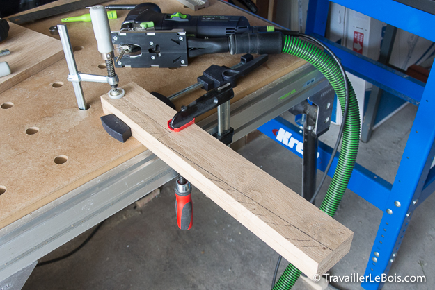 Scie sauteuse Festool TRION PS 300
