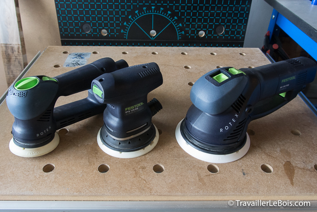 Ponceuse Festool ROTEX RO 150 FEQ