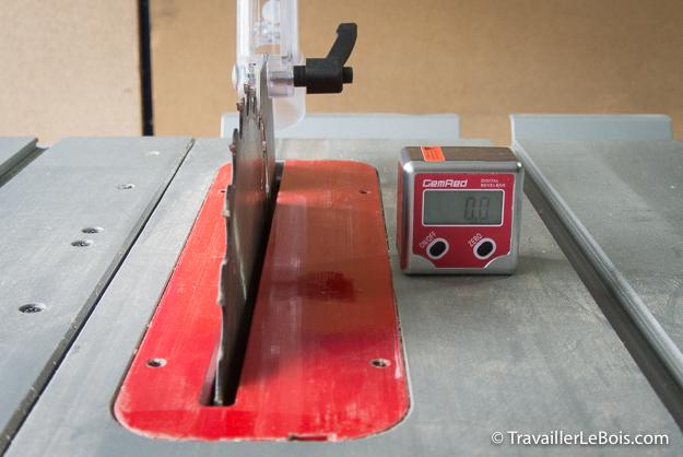 mesureur d'angles numérique GEMRED