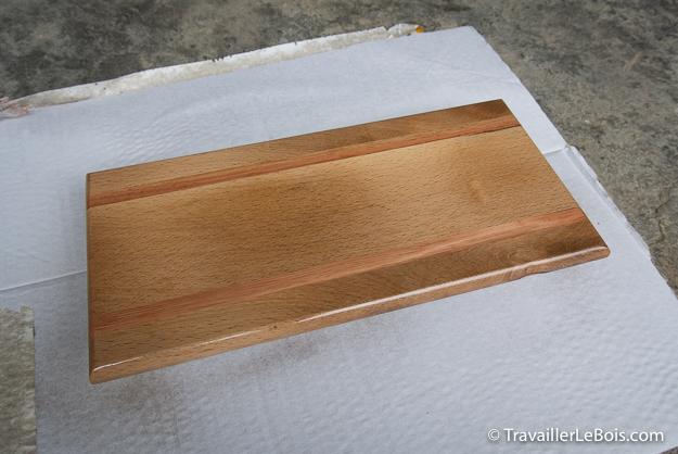 Décapsuleur mural en bois de palette