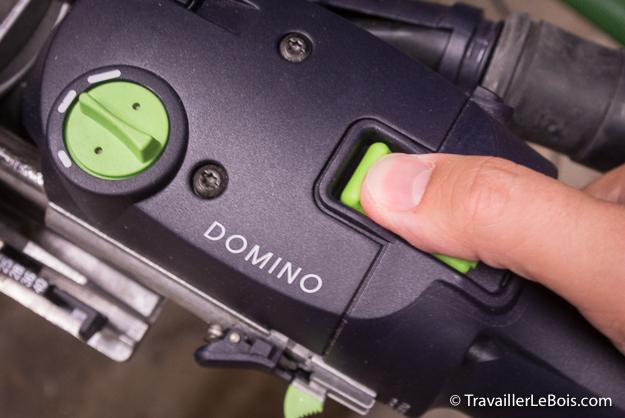 Assemblage Festool Domino DF 500