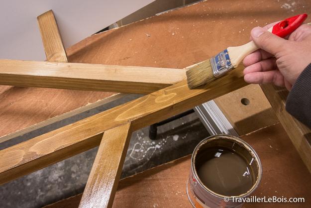 Un sapin de no l design en bois - Sapin de noel en bois design ...