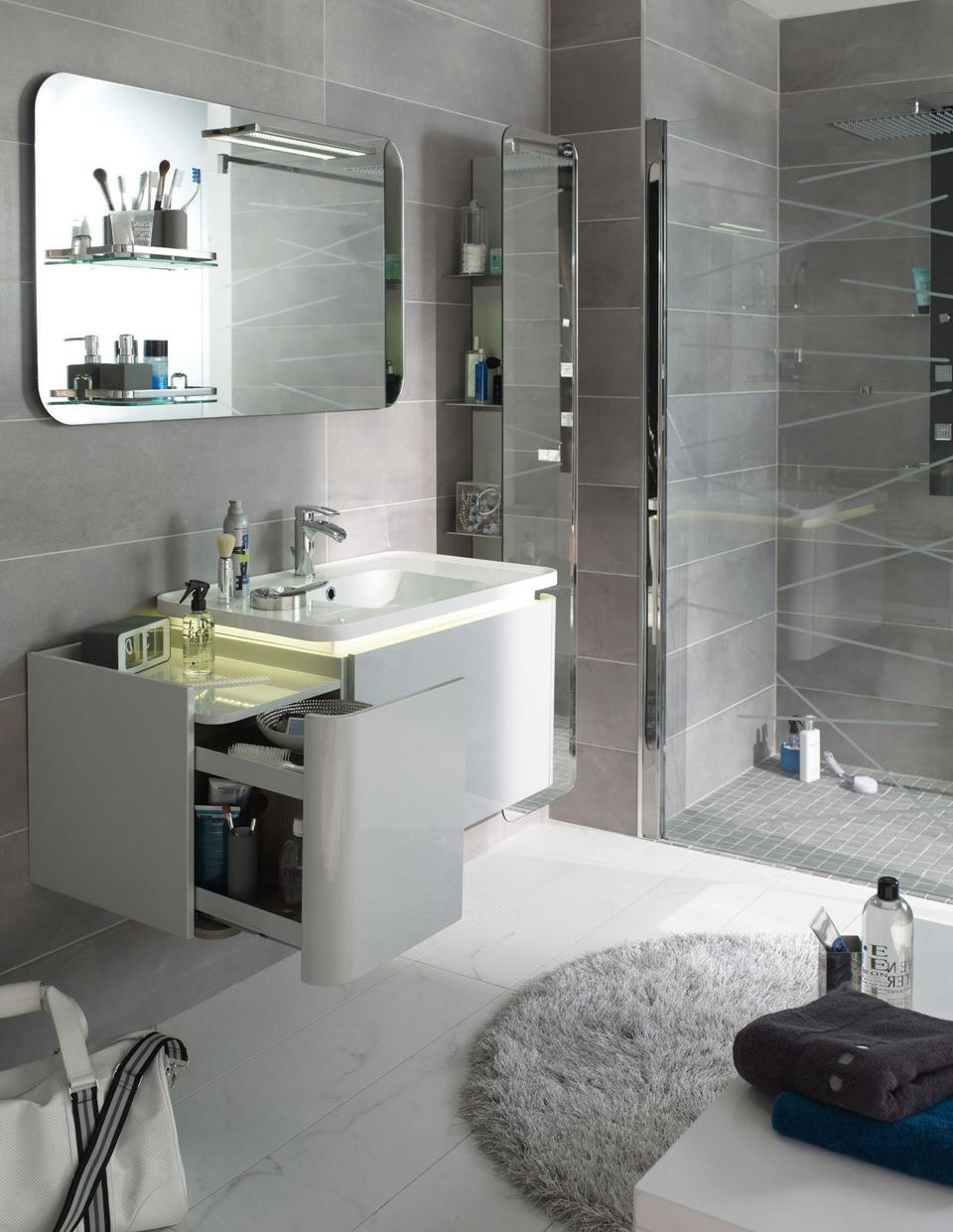 petite salle de bains