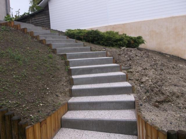 prix d un escalier en kit beton