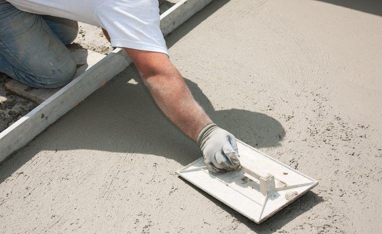 prix d une dalle exterieure en beton